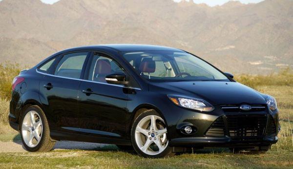 Ford Focus flexifuel