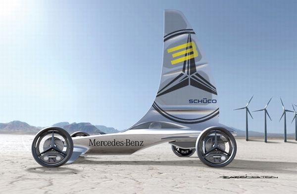 Formula Zero Sail Racer