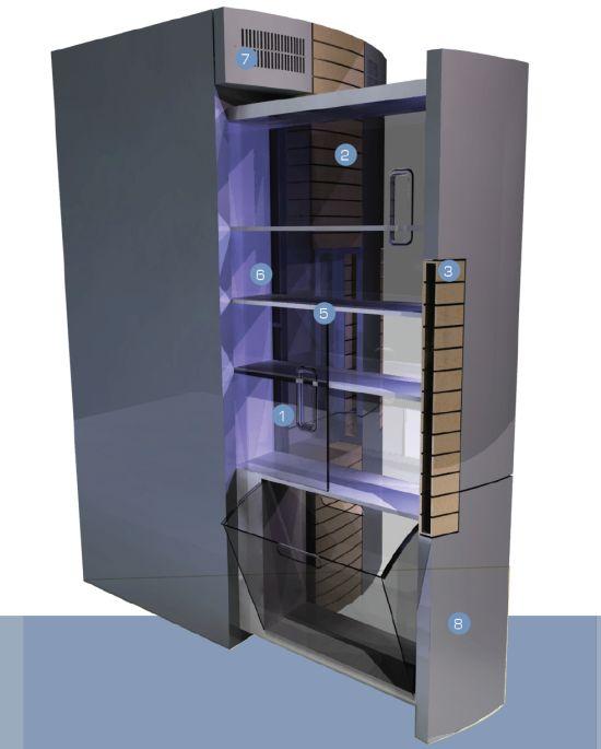 Refrigerator Pick Up Free
