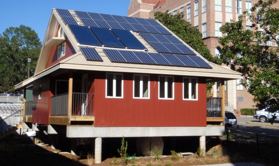 fsu solar house
