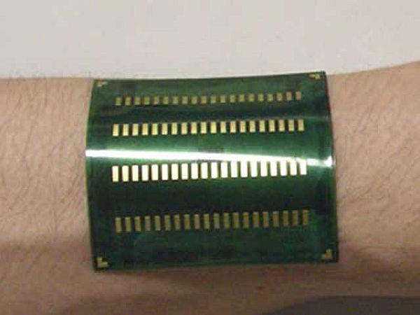 Fujitsu Hybrid Solar Cells