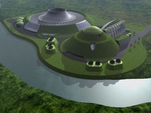 Fusion power as a safe alternative to fission power
