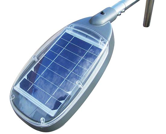 G2 all in one street lighting module is powered by solar energy g2 solar powered street lighting module 3 mozeypictures Image collections