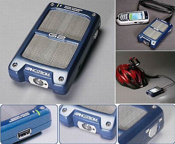 G2 Portable Fuel Cell Power Source