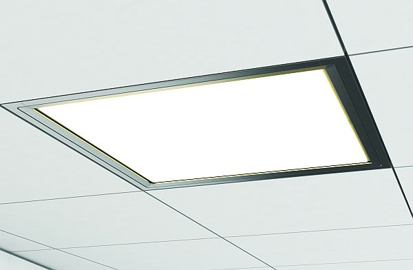Ges new led blade series to revolutionize commercial lighting ge lighting led fixture 1 mozeypictures Gallery