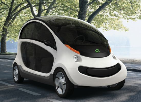 Worksheet. Eco Cars GEM Peapod to usher Chrysler in a new green direction