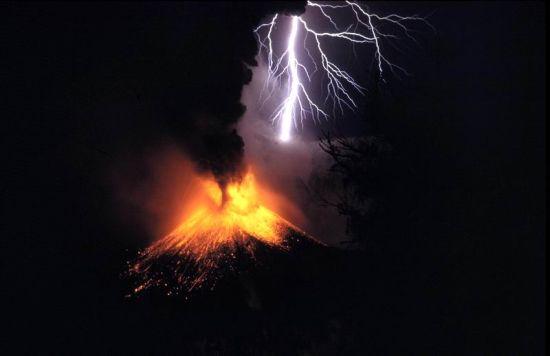 Geothermal Energy Volcano
