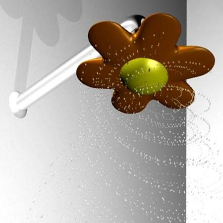 Giro flower shower