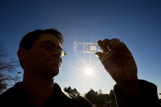glitter solar cells 1