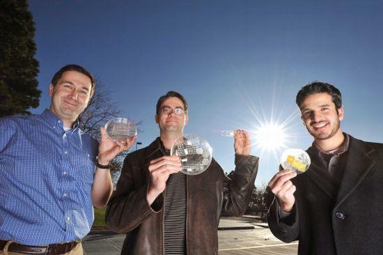 glitter solar cells 2