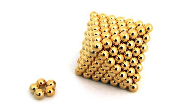 Gold nanodots