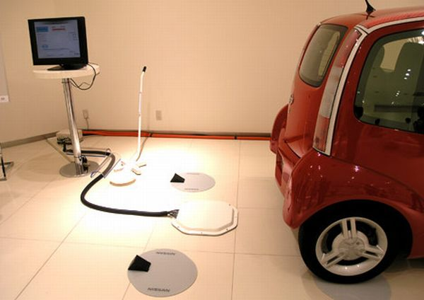 Good about Wireless electric vehicle charging