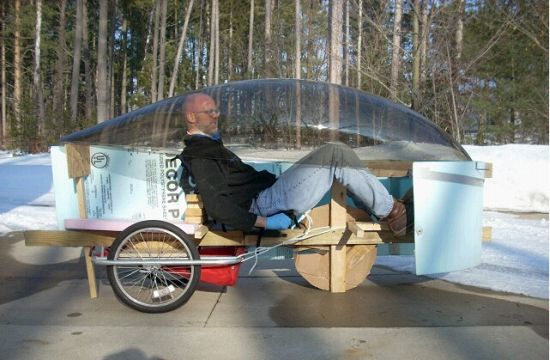 DIY: Build your own electric sail car powered by the wind! – Ecofriend