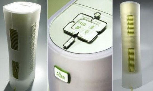 green air purifier