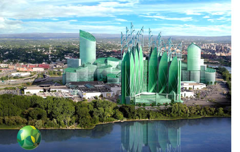 green hotel congel