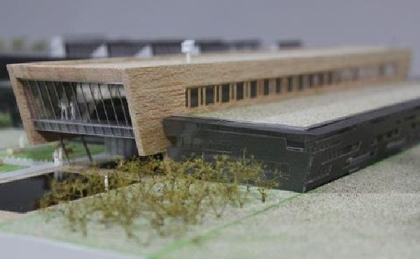 Green light for eco-research center