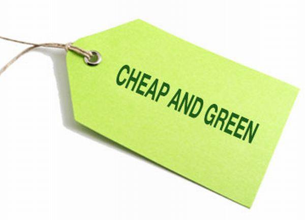 Green living ….