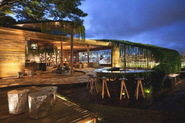 Best eco friendly loft designs ecofriend for Piani casa eco friendly
