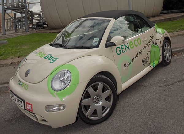 Green vehicles powered by unconventional fuels