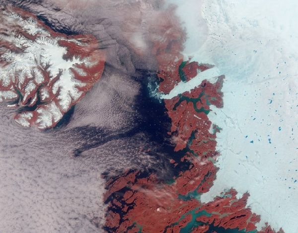 Greenland's Ice Cap May Be More Sensitive to Global Warming