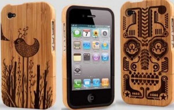 Grove Bamboo iPhone 4 Cases