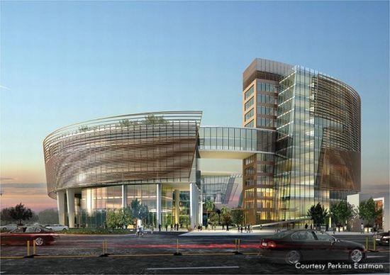 guangzhou metro authority headquarters 1