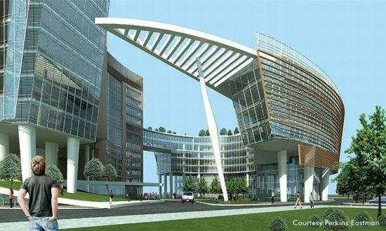 guangzhou metro authority headquarters 4