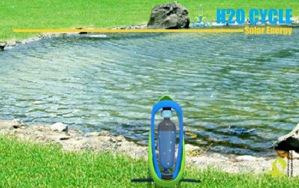 H2O Water Cycle