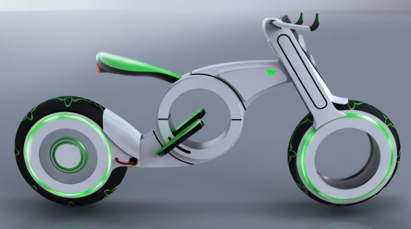H I Scooter concept
