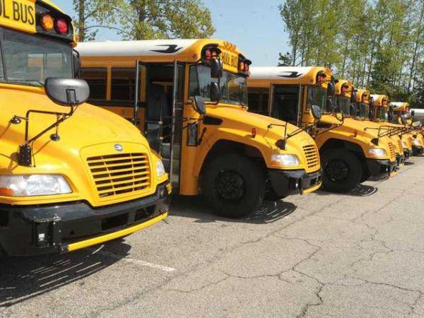 Hall Schools add 20 new propane-powered buses