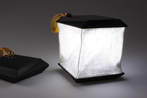 Hand-made Solar Light