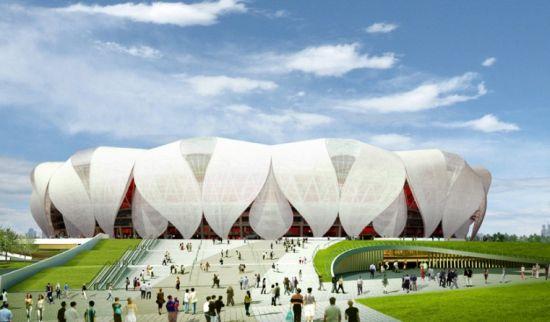 hangzhou sports park 1