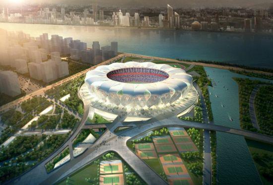 hangzhou sports park 2