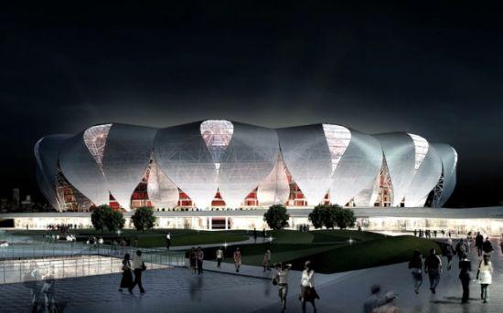 hangzhou sports park 4