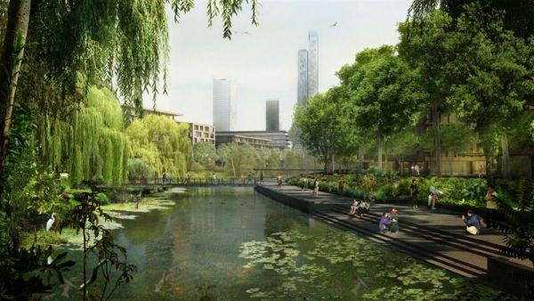 Hanoi Green City