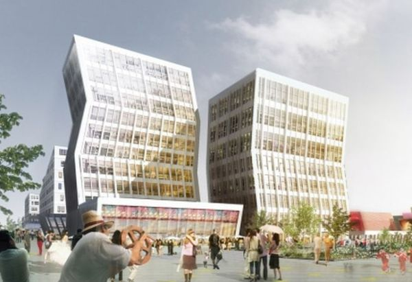 HAO and Archiland Beijing Win Qingdao Master Plan Competition