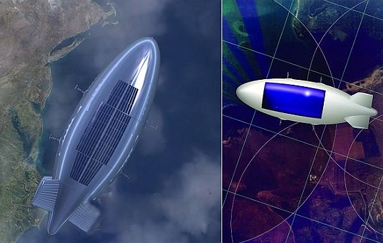 Sustainable Airships Promising A Clean Future Of Transportation And