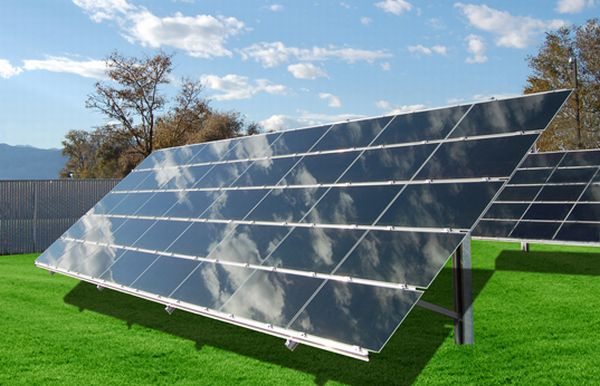 highly efficient solar power