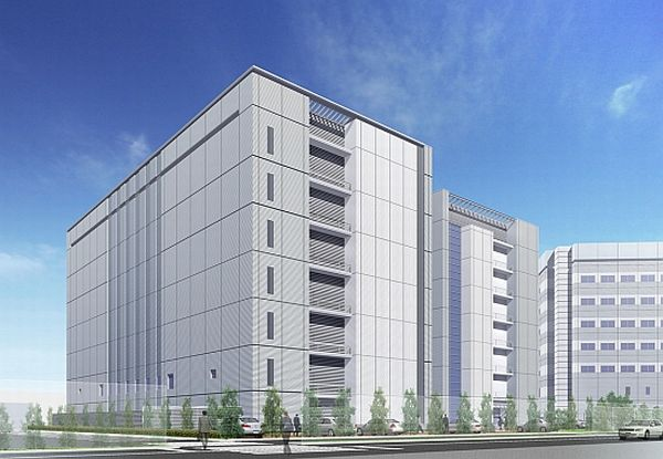 Hitachi data center