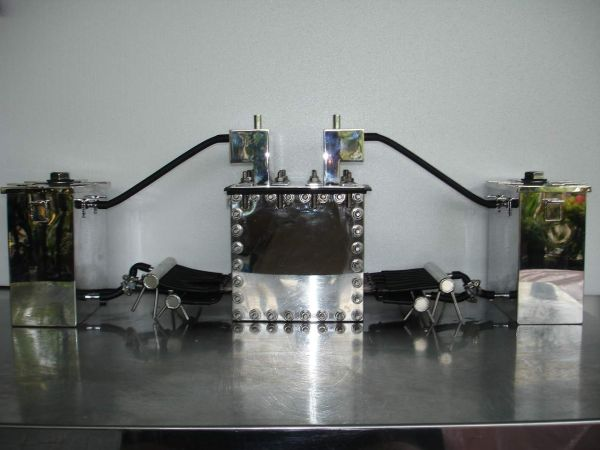 Home hydrogen fuel cell