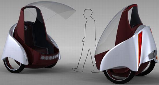 honda rouge concept by jon degorsky 1