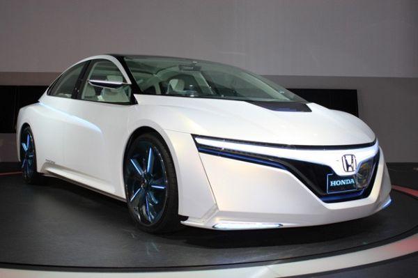 Honda AC-X Concept PHEV