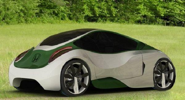 Honda Native all-electric concept