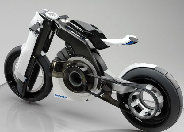 Honda Oree Electric Motorcycle Concept