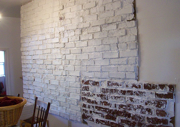 How to make faux bricks out of concrete