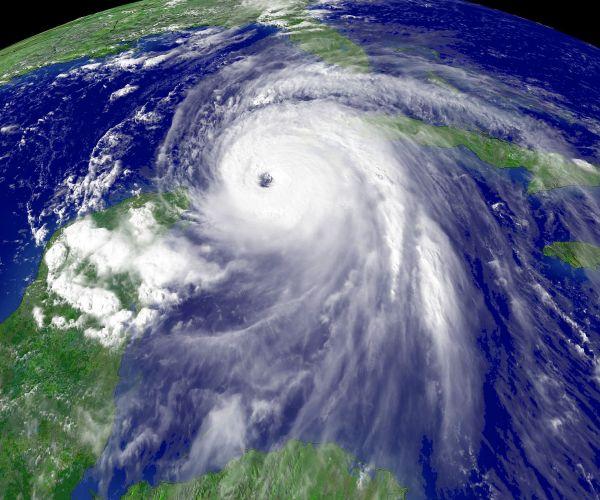 Hurricanes worse than Katrina