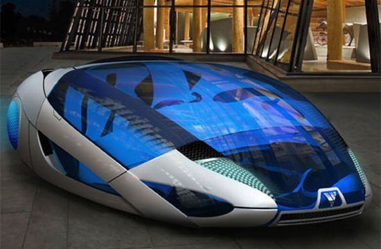 Most Spectacular Solar Powered Concept Cars Of 2010