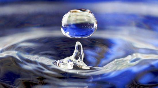 hydrogen from water