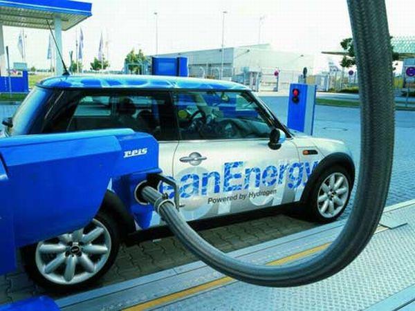 Hydrogen as alternative fuel