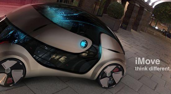 i move concept car